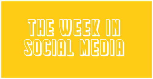 featured image thumbnail for post The week in social media | 17 - 21 August 2020